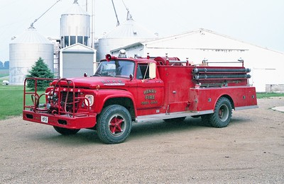 HENRY ENGINE 3  1962 FORD F - ALEXIS  500-1000