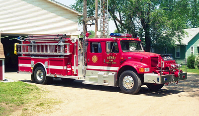 HENRY ENGINE  12  1995 IHC 4900 - ALEXIS   1000-1250   #1573