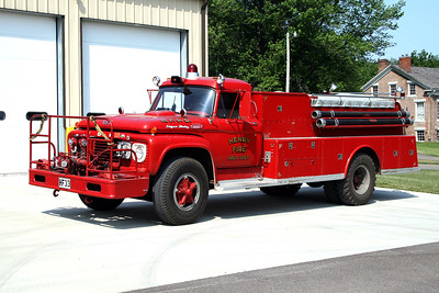 HENRY ENGINE 33  1966 FORD F850 - ALEXIS   750-1000   #818   X-ENGINE 5