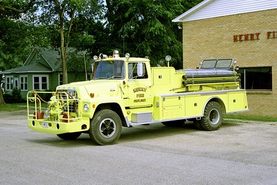 HENRY  ENGINE 2    1975 FORD L900 - ALEXIS  750-1000