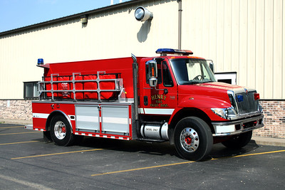 HENRY TANKER  14   2007 IHC 7400 - ALEXIS   500-2000  #1971