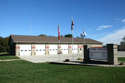 LACON - SPARLAND FPD STATION