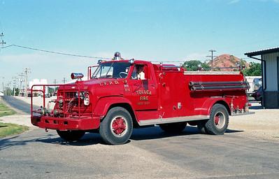 TOLUCA FPD  ENGINE 4  1968   CHEVY - ALEXIS   500-1000