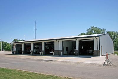 TOLUCA FPD FIRE STATION