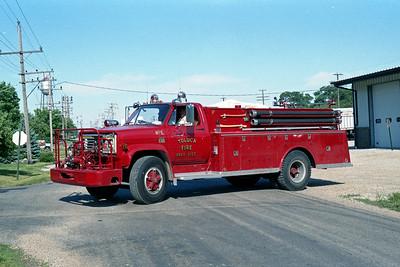 TOLUCA FPD  ENGINE 5  1977  CHEVY C65 - ALEXIS   750-1000