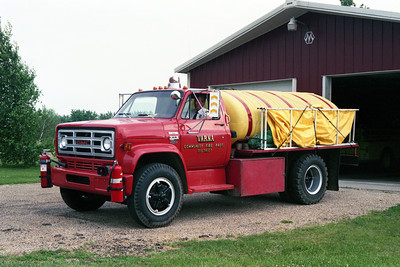 TANKER    GMC - FD BUILT