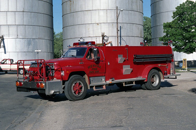 TANKER 5   FORD F - ALEXIS