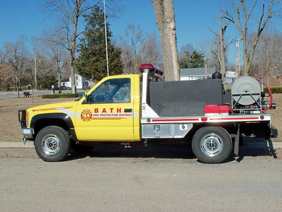 BATH FPD  BRUSH 94  FORD F 4X4 - FD BUILT   SMITH BROTHERS PHOTO
