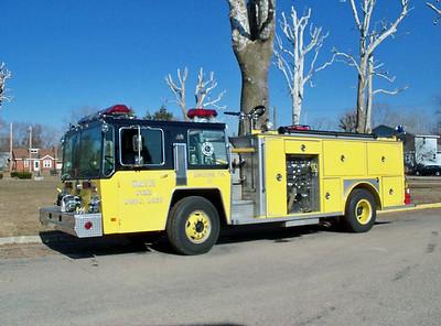 BATH FPD  ENGINE 96   HENDRICKSON - E-ONE   X- HINSDALE FD   SMITH BROTHERS PHOTO