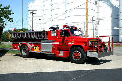 FORMAN FPD  ENGINE 43    CHEVY - ALEXIS