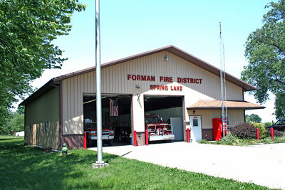 FORMAN FPD  SPRING LAKE STATION