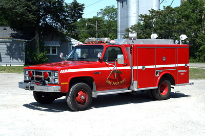 FORMAN FPD  RESCUE 44  GMC - MARION
