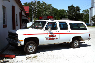 FORMAN  CAR   CHEVY SUBURBAN