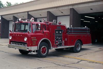 ENGINE 12    FORD C - DARLEY