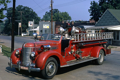 BROOKPORT FD  ANTIQUE