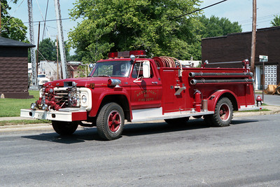 BROOKPORT FD  ENGINE 1