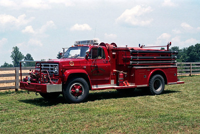 MASSAC COUNTY FPD  ENGINE 1