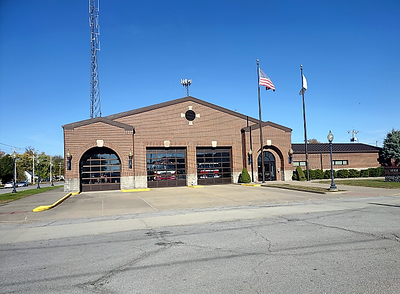 METROPOLIS FD IL NEW STATION   TOM PLUMBER PHOTO  2020