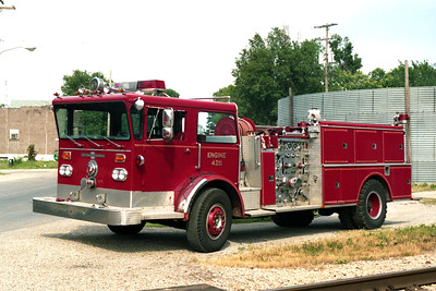 OAKFORD  ENGINE 4211  1974 ALFCO PIONEER  1000-750  X-LAKE FOREST FD