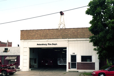 PETERSBURG  FD  STATION