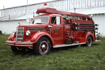 ALEDO FPD  ENGINE  MACK TYPE 45