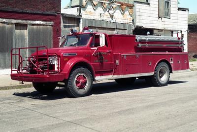 JOY  ENGINE 1  1976 CHEVY C65 - ALEXIS  500-1000