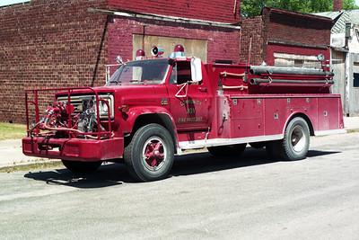 JOY  ENGINE 2 1971 CHEVY C60 - ALEXIS  500-750