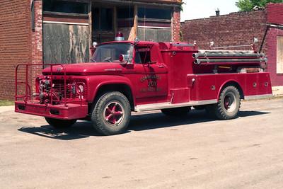 JOY ENGINE 3  1962  FORD F - ALEXIS  500-750