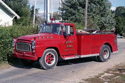 RIVOLI  TANKER 2  1965 IHC - ALEXIS  0-800
