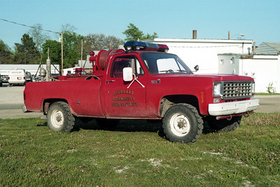 SHERRARD  BRUSH 5  1975 CHEVY - HOWE  150-300