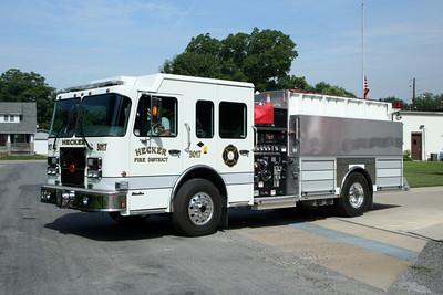 HECKER FPD  ENGINE 3017