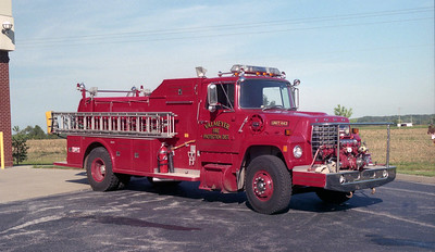 VALMEYER  ENGINE 443   FORD L800 - TOWERS