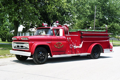 COFFEEN ENGINE 110  1960 CHEVY 60 - CENTRAL ST LOUIS  500-750