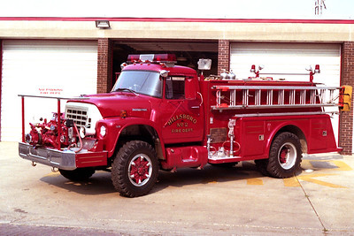 HILLSBORO  ENGINE 602   1978 IHC LOADSTAR 1700 - TOWERS  750-750