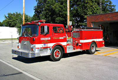 IRVING VFD ENGINE