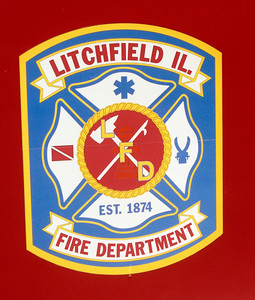 LITCHFIELD  DOOR LOGO