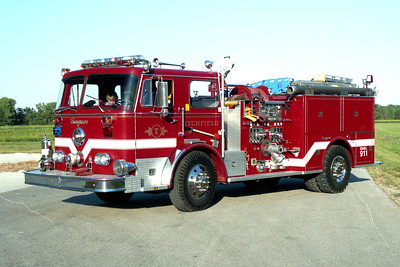 LITCHFIELD  ENGINE 807   1974 SEAGRAVE  1500-500