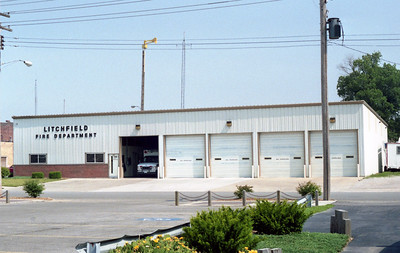 LITCHFIELD FD STATION