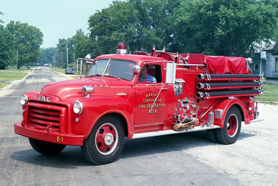 RAYMOND  ENGINE 2-1  1952 GMC - HOWE  500-500