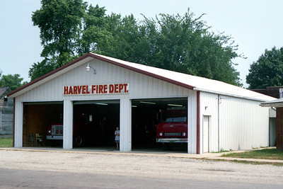 HARVEL FD STATION