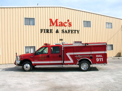 WITT FPD   MACS FIRE SAFETY PHOTO