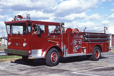 JACKSONVILLE   ENGINE  1970 ALFCO PIONEER  1250-500   RON HEAL PHOTO