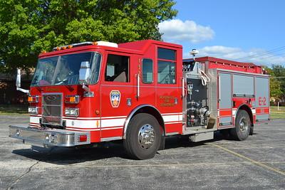 JACKSONVILLE ENGINE 1322  2011 PIERCE SABER  1250-750  24206     BILL FRICKER PHOTO