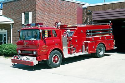ARTHUR FPD  ENGINE 21  1979  CHEVY C70 -HOWE   1000-1000