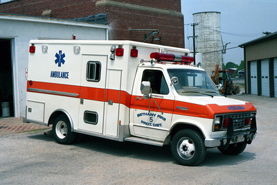 BETHANY AMBULANCE 6
