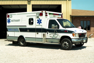 BETHANY  RESCUE 5  FORD E-350 -