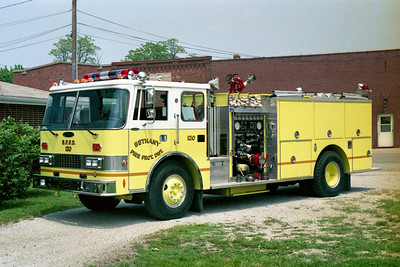 BETHANY ENGINE 120