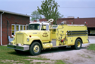 BETHANY ENGINE 1