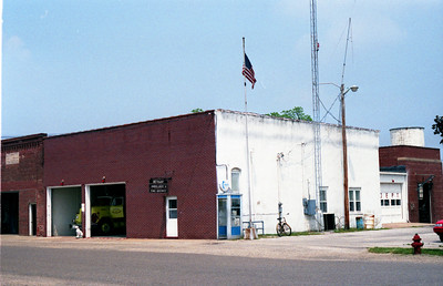 BETHANY FIRE STATION