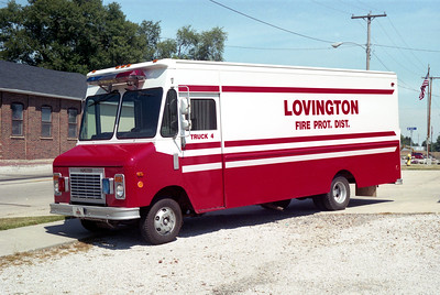 LOVINGTON  RESCUE 4   GRUMMAN STEPVAN